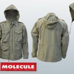 куртки molecule