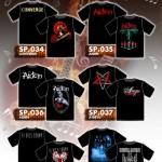 футболки rock eagle