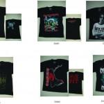 Рок футболки