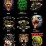 футболки rock chang