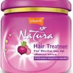 Маска для волос Lolane Natura с экстрактом свеклы