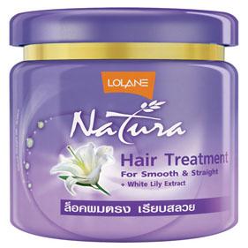 Маска для волос Lolane с экстрактом белой лилии