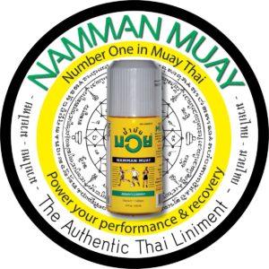 Масло и крема Namman Muay