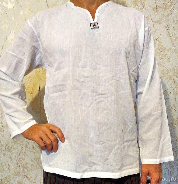 Рубашка марлевка из Таиланда